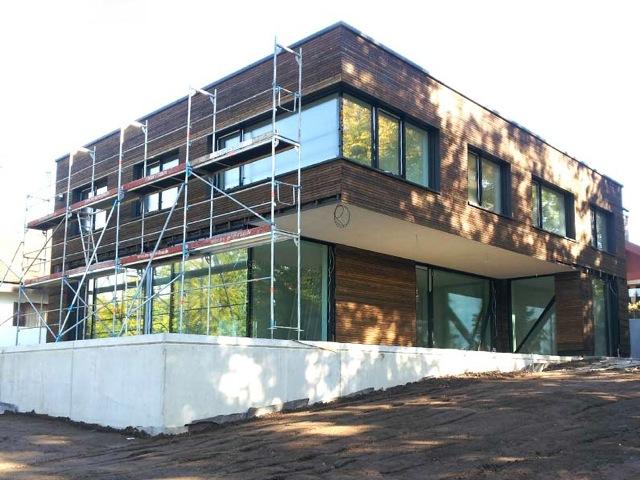 Neubau Villa Breitbrunn