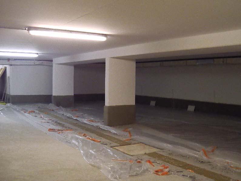 Sanierung Tiefgarage München
