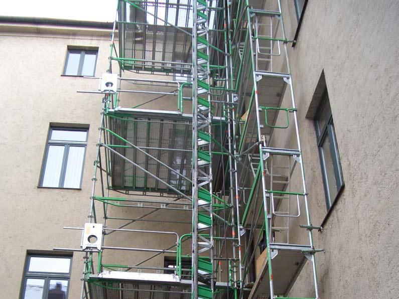 Umbau Naßzelleneinbau und Lüftungsanlage LSG München