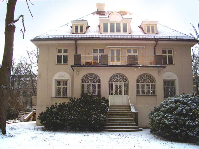 Umbau Villa München Lachnerstraße