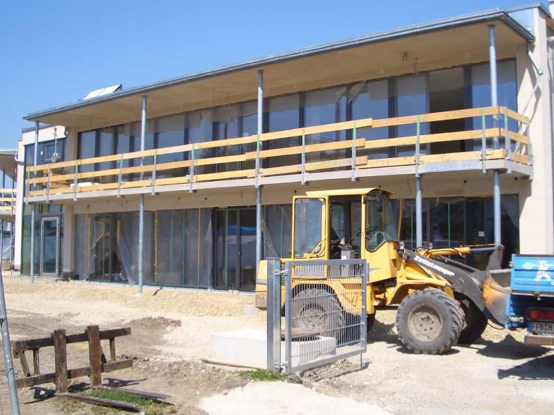 Neubau Kinderhaus Puchheim Am Roggenstein