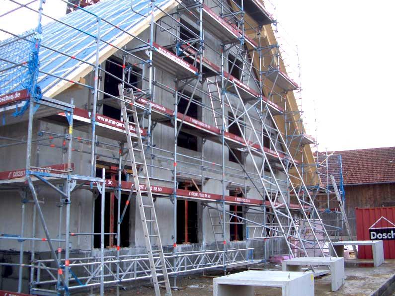 Neubau Gästehaus Gauting-Unterbrunn