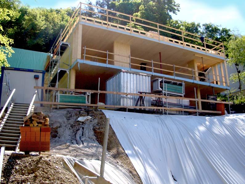 Neubau Mehrfamilienhaus Wörthsee