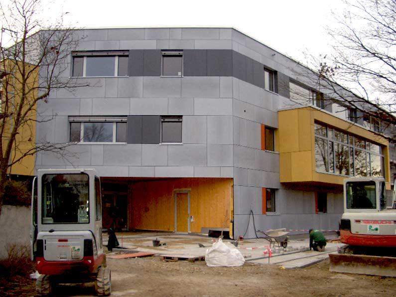 Neubau Kinderhaus Puchheim  An der Schule Süd