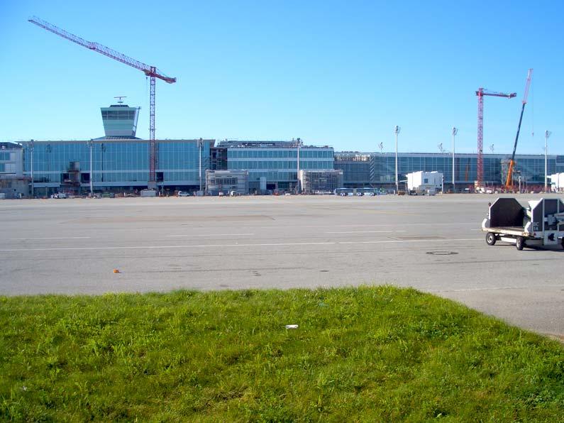 Ausbau Flughafen Lounges