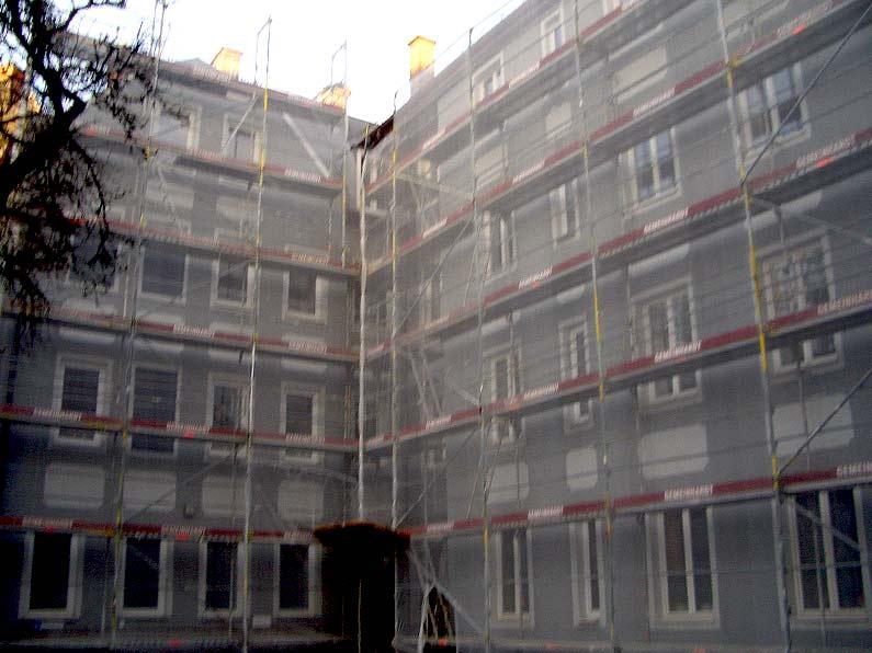Umbau Wohnhaus München Elvirastraße