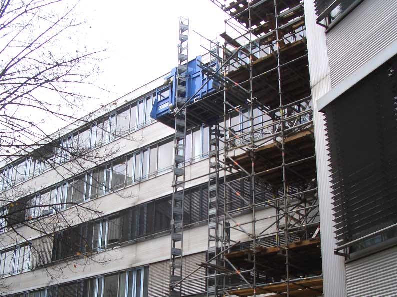 Umnutzung Büro in Hotel, München