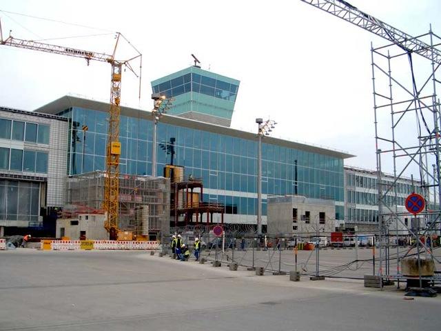 Flughafen MUC 1 Projektleitung Mietwagenzentrum