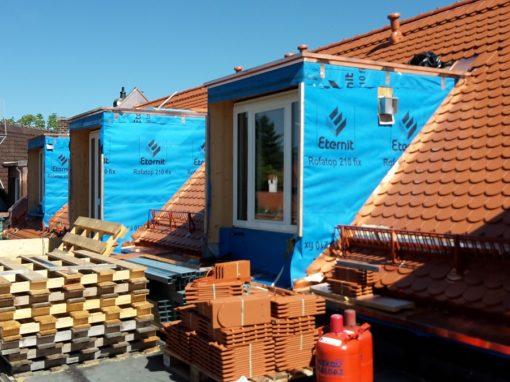 Wohnbebauung mit Tiefgarage in München Pasing