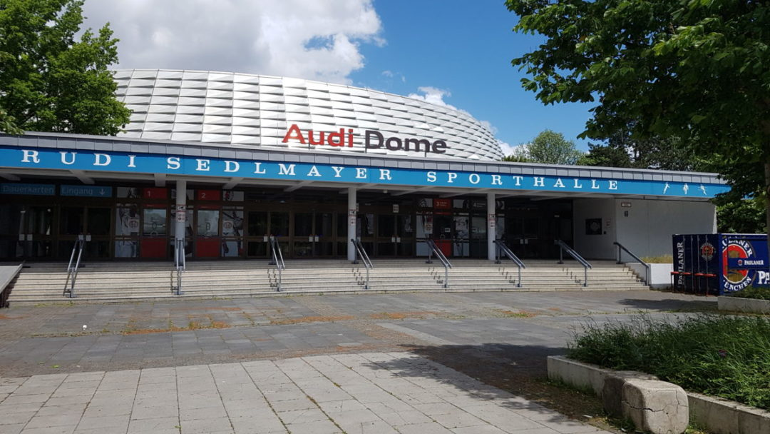 FC Bayern Basketball GmbH – Audi Dome