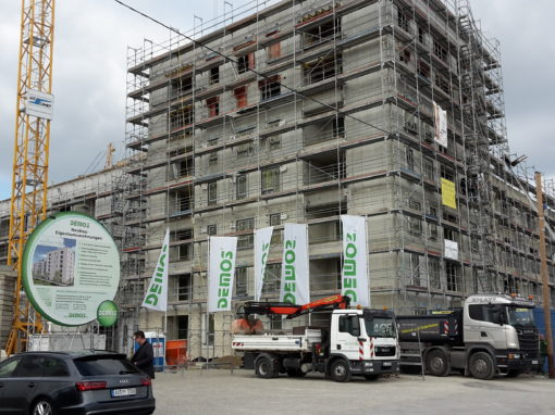 Wohnbebauung Freiham