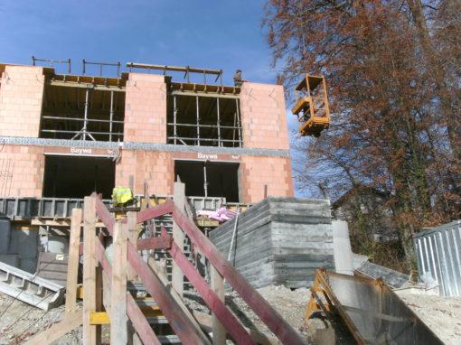 Neubau eines Einfamilienhauses in Pöcking