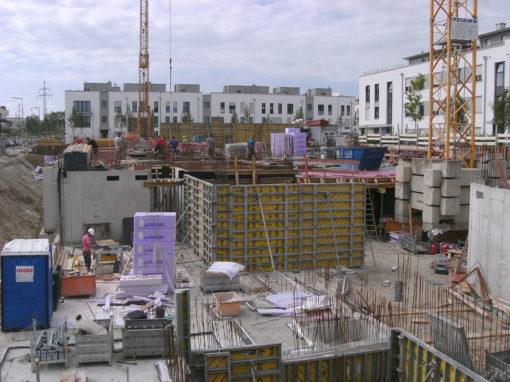 Wohnbebauung Aubing