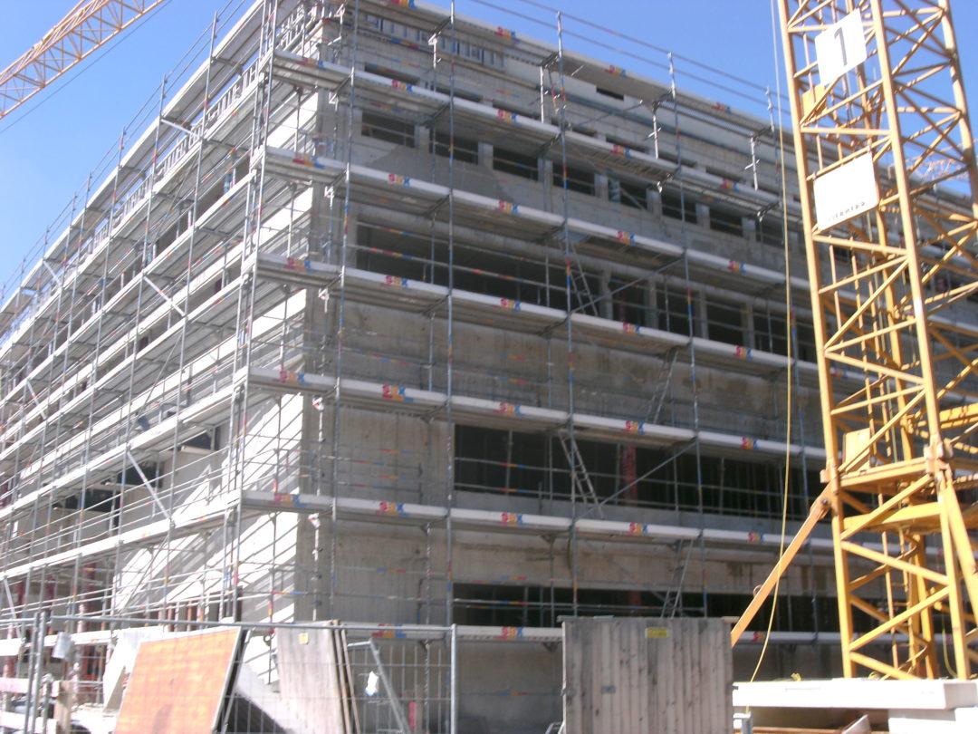 Neubau Feuerwache 5 in München