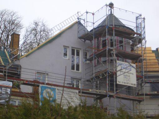 Umbau Villa am Ammersee, 2016