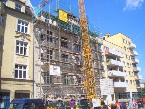 Dachgeschossausbau Implerstraße München, 2015