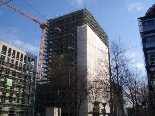"Neubau Stadtquartier ""Schwabinger Tor"""